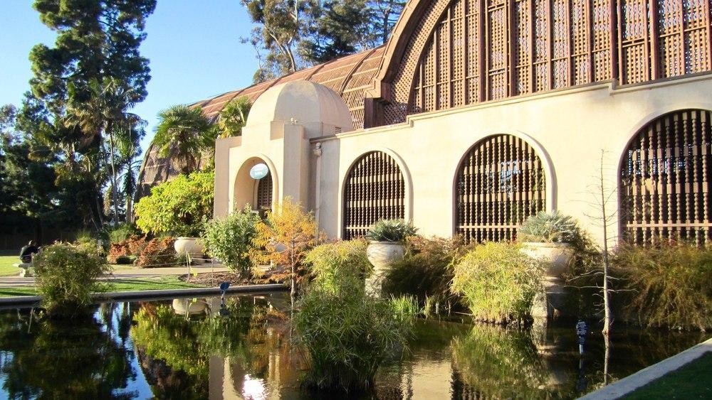 Botanical Garden San Diego Balboa Park