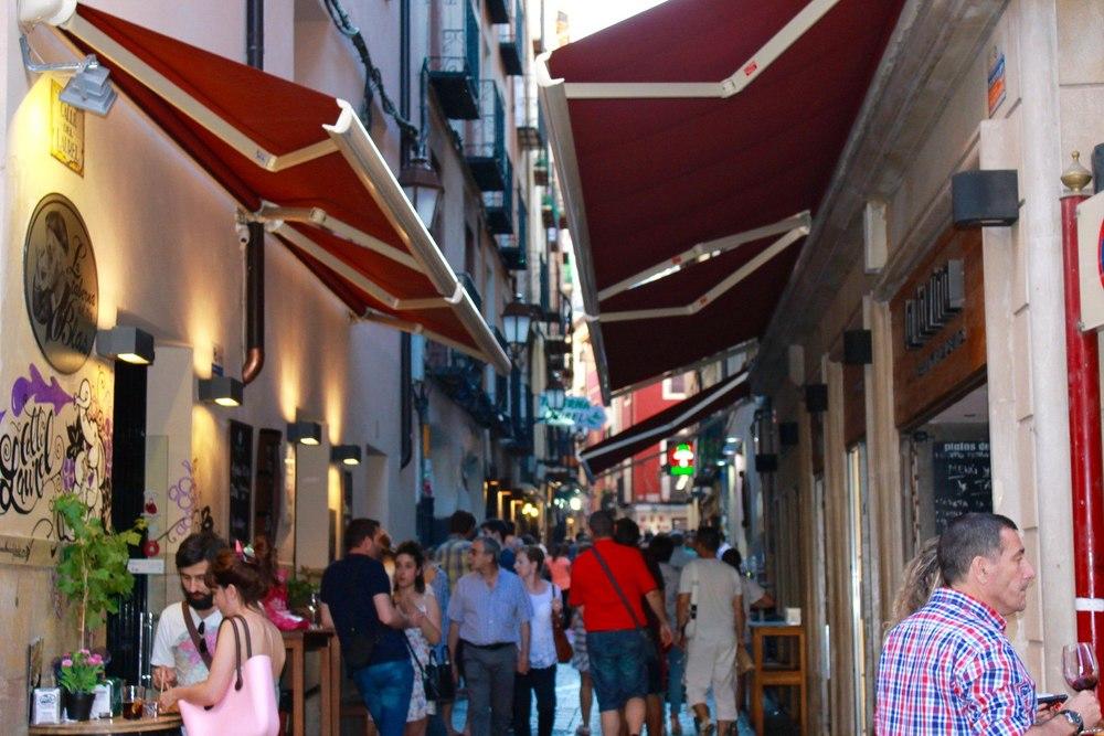 Calle del Laurel Logrono