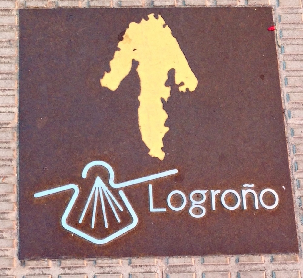 Camino de Santiago Logrono
