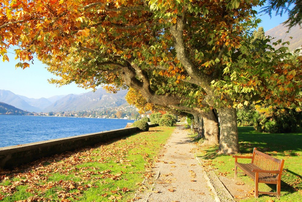 Travel to Lake Como, Italy