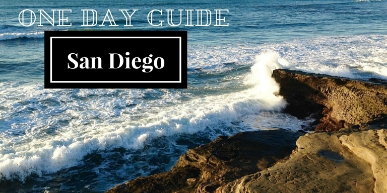 San Diego One Day Guide