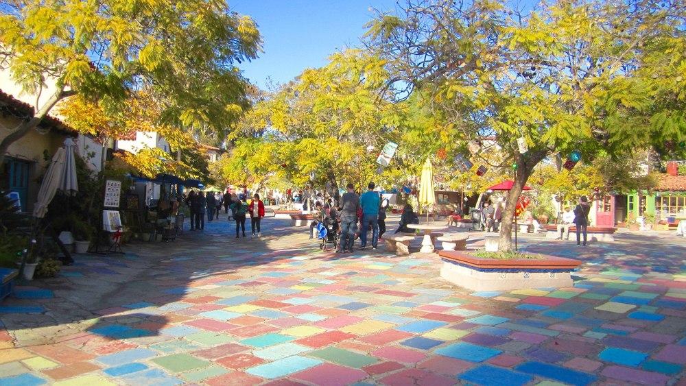 Spanish Village San Diego Balboa Park