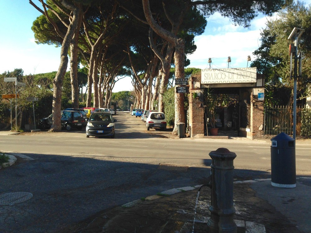 Getting to Ostia Antica