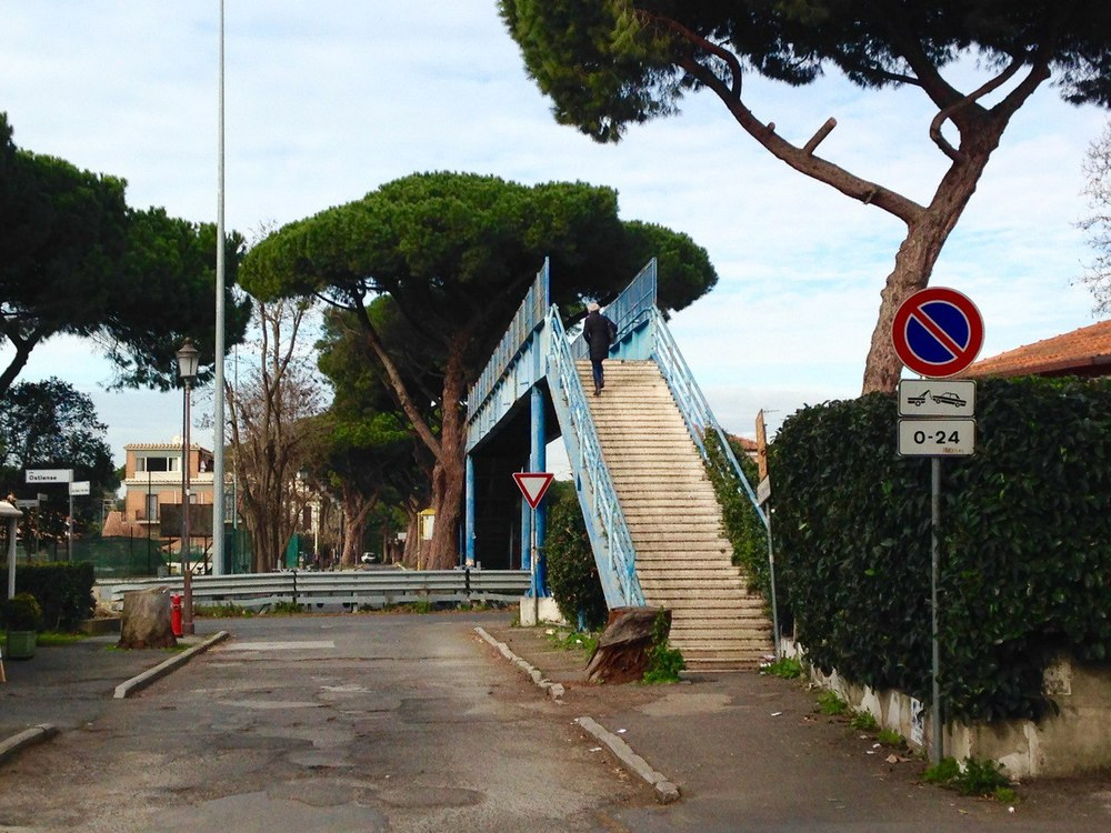 Public Transportation to Ostia Antica