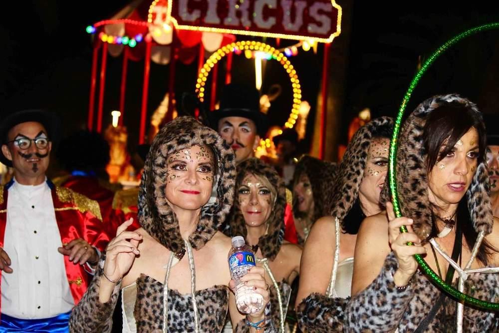 Circus Carnival Sitges