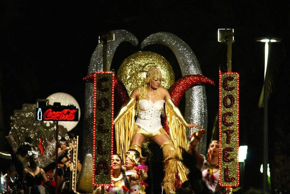 Carnival Queen Sitges