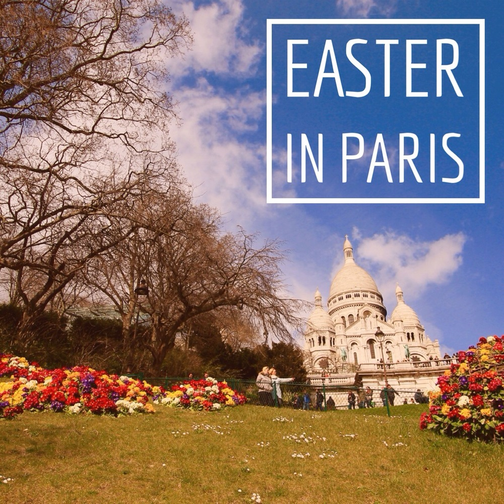 Easter in Paris