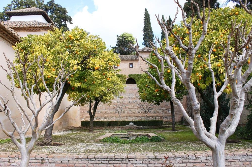 Visit the Alhambra Generalife Garden
