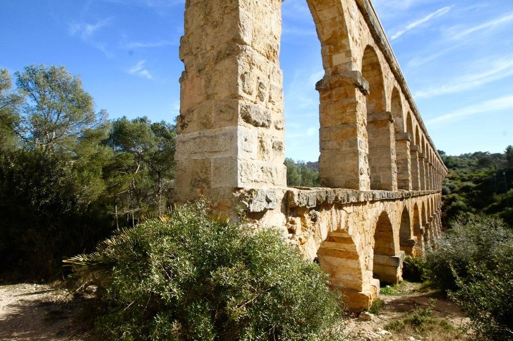 Tarragona Aqueduct Barcelona Day Trip