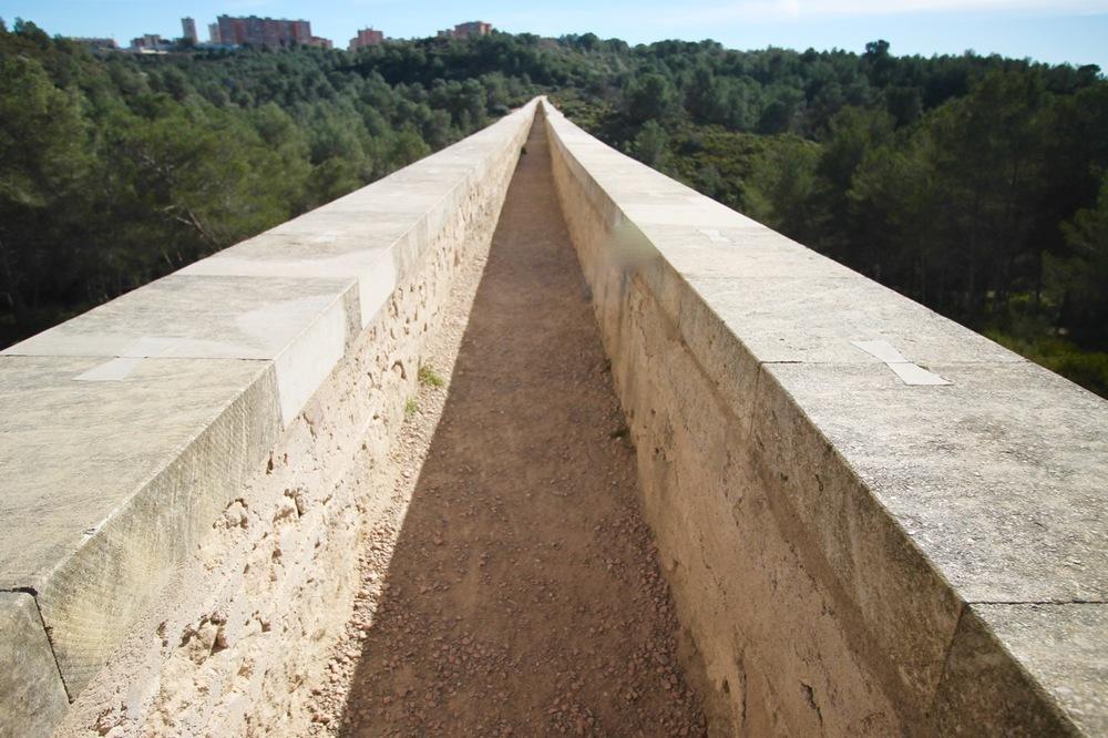 Tarragona Aqueduct Roman Architecture Barcelona Day Trip.jpg