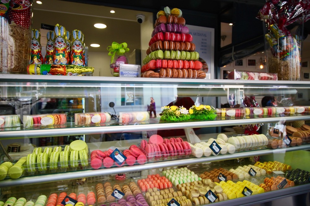 Easter Pastries in Paris