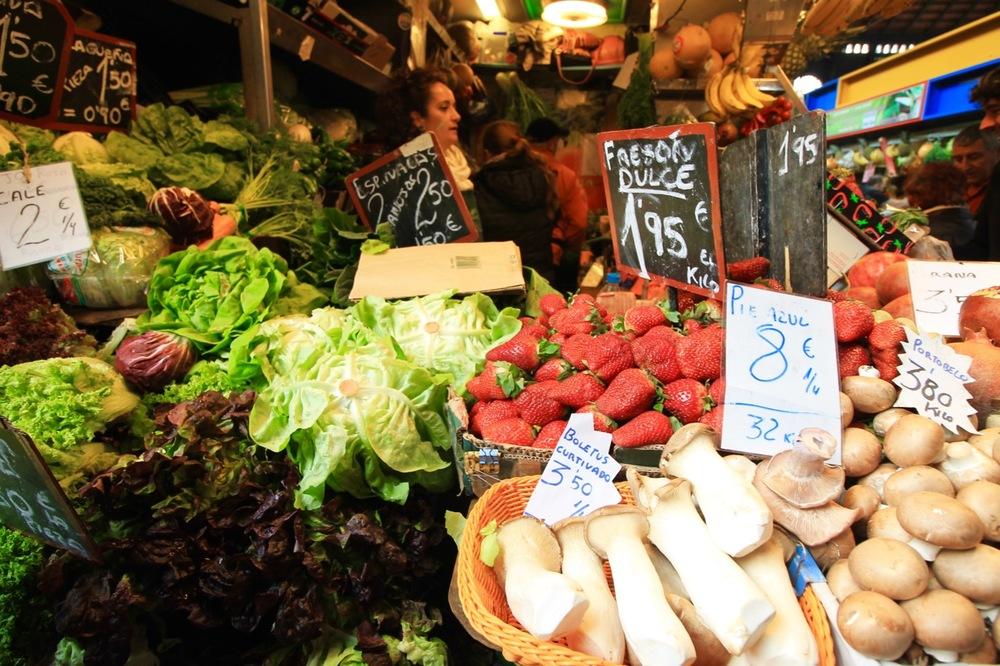 Mercado Atarazanas Malaga Market