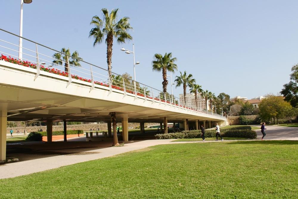 Valencia Travel Guide Turia Gardens Park