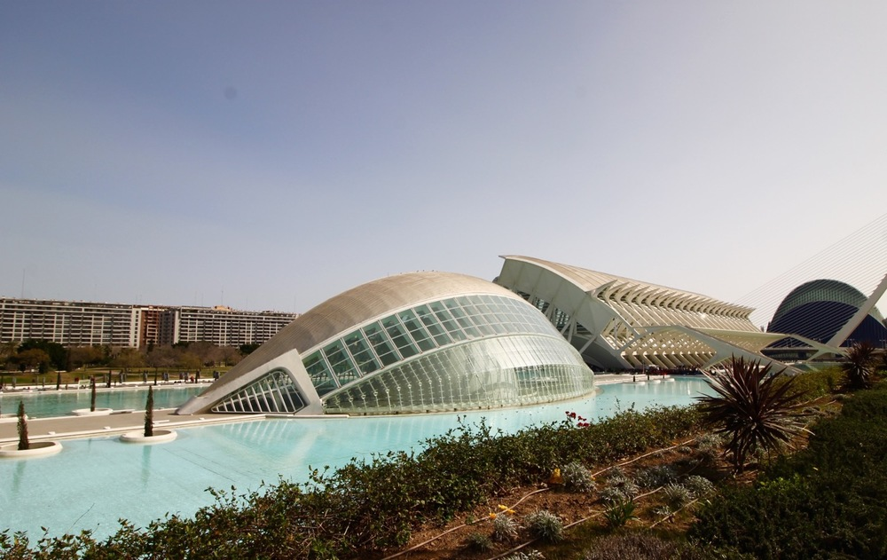 City of Arts and Sciences Valencia Travel Guide
