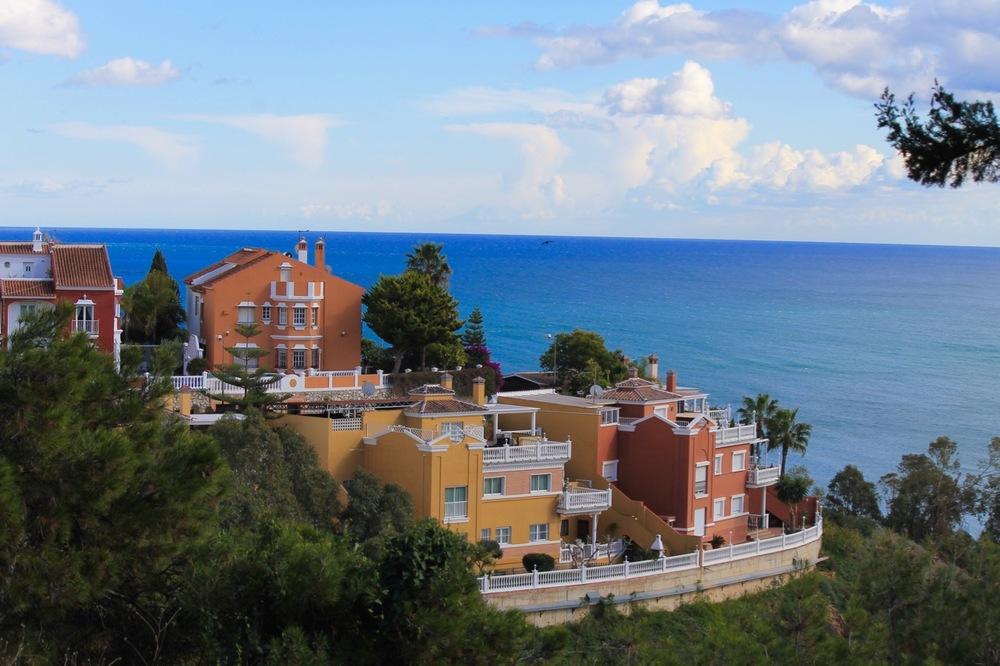 Walk to Castle Malaga