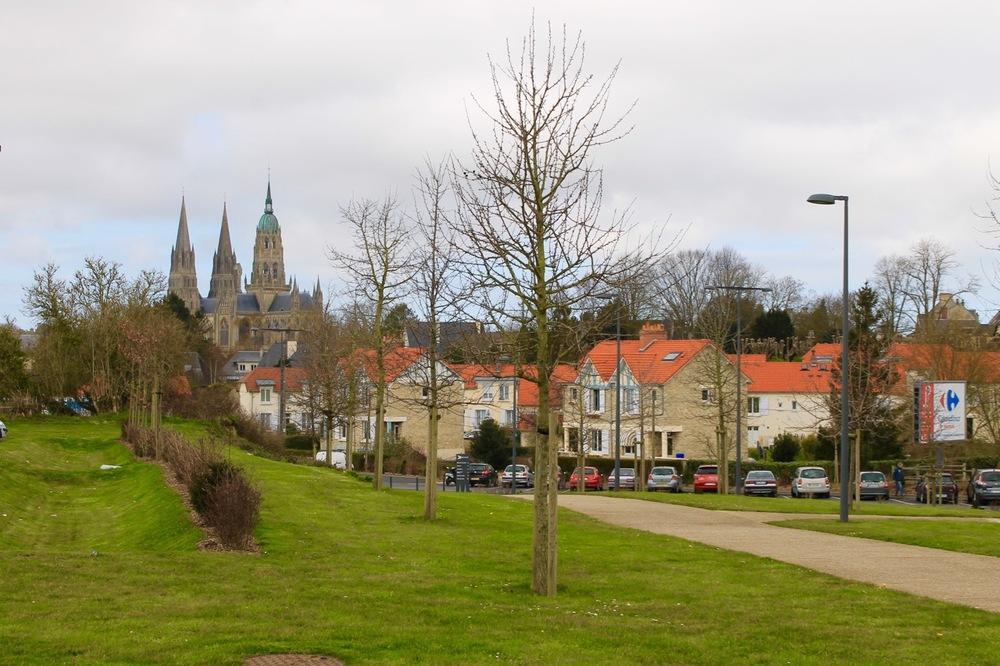 Bayeux Normandy Paris Day Trip