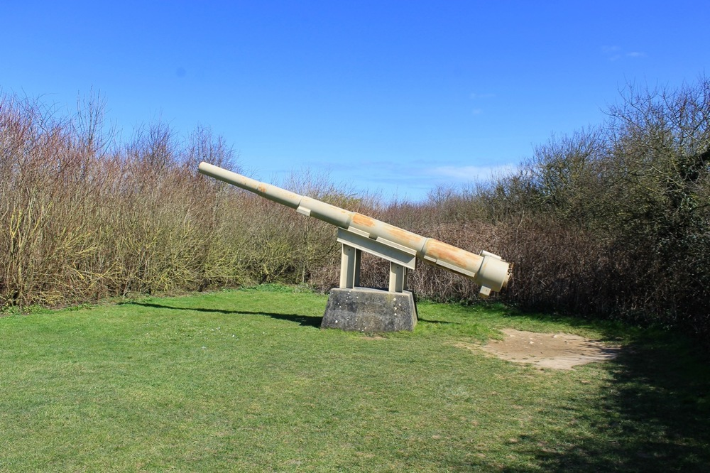 Pointe du Hoc Guns