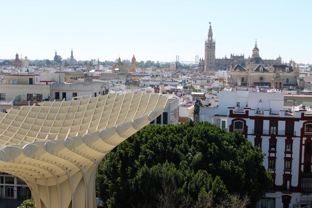 Las Setas Free Sevilla