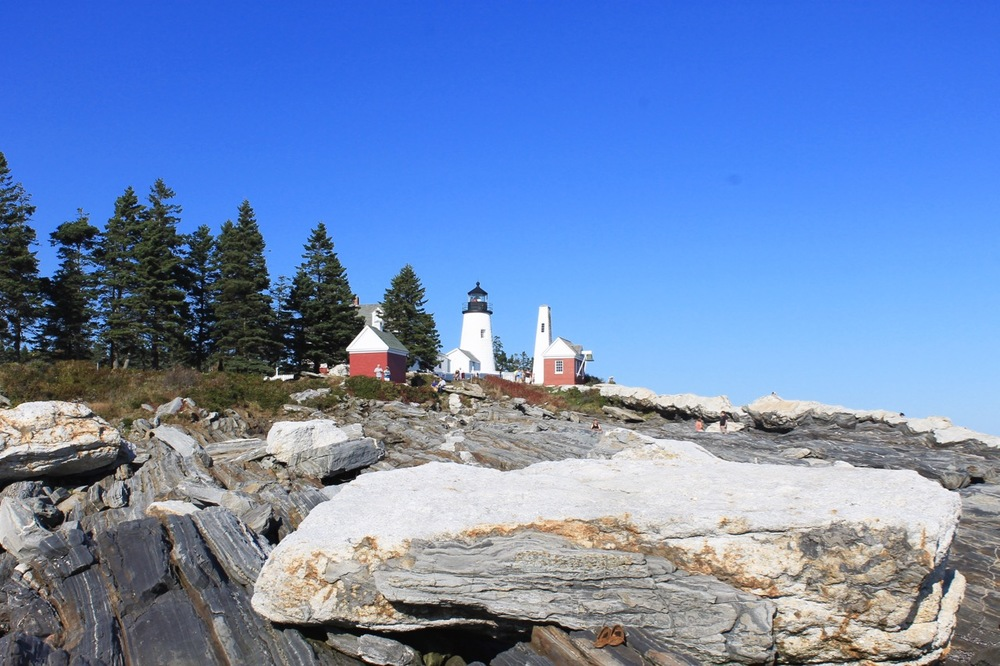 Pemaquid Point New England Northeast Road Trip