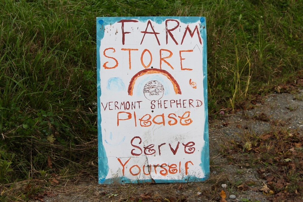 Vermont Shepherd Roadside Cheese Shop New England