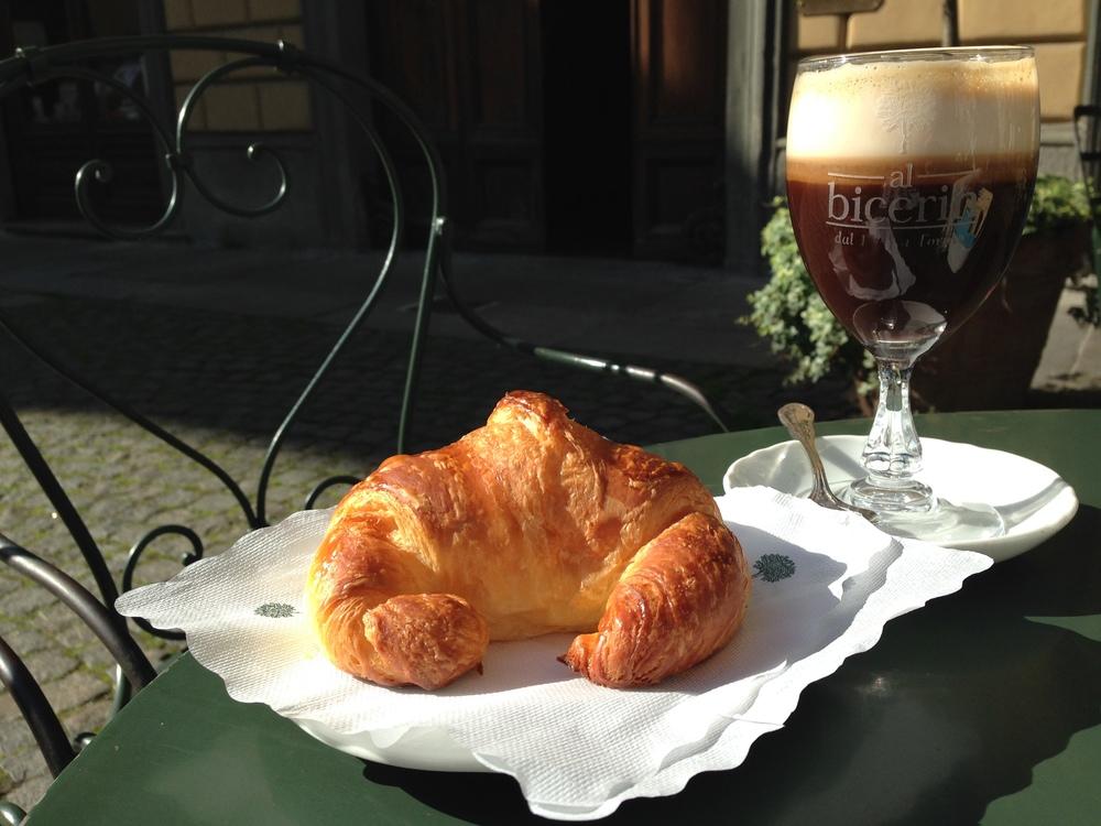 Bicerin Turin, Italy