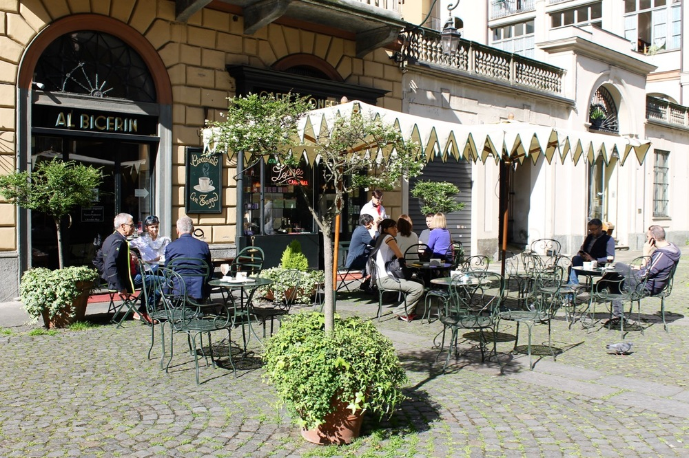Caffe Al Bicerin Turin, Italy One Day Guide