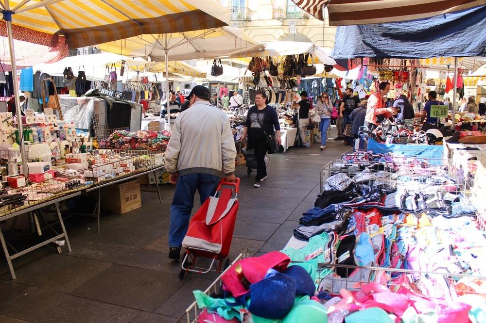 Porta Palazzo Market Turin, Italy One Day Guide