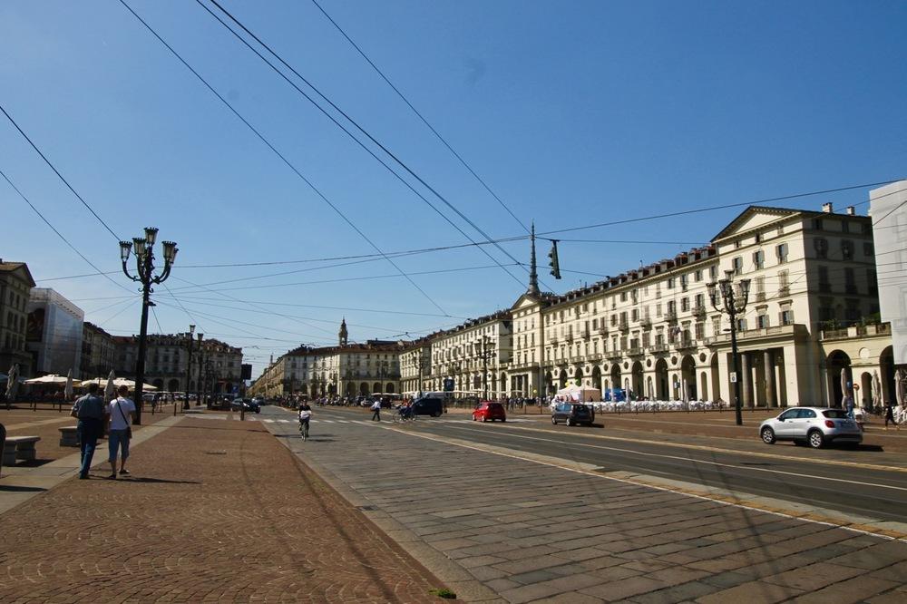 Piazza Vittorio Veneto Aperitivo Turin, Italy One Day Guide