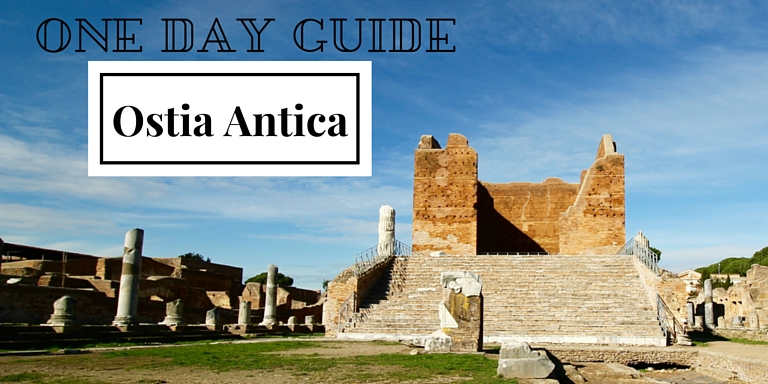 One Day Guide Ostia Antica