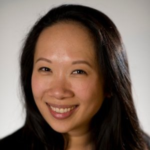 SANDRA LIU HUANG   leads product at the Chan Zuckerberg Initiative