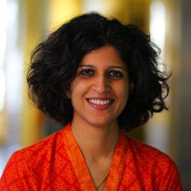 SHRIPRIYA MAHESH, Partner at Omidyar Network