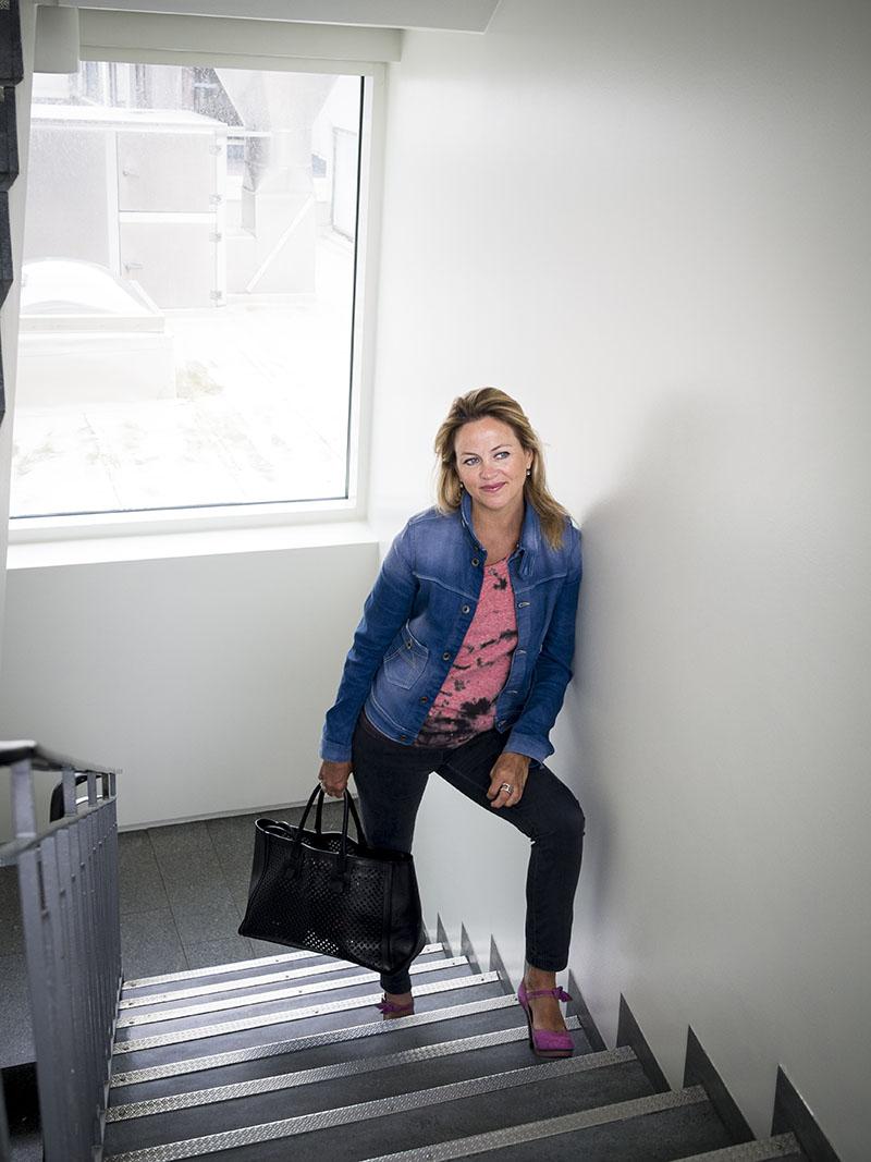 Liv Bergþórsdóttir - CEO  NOVA  (Telecommunications)