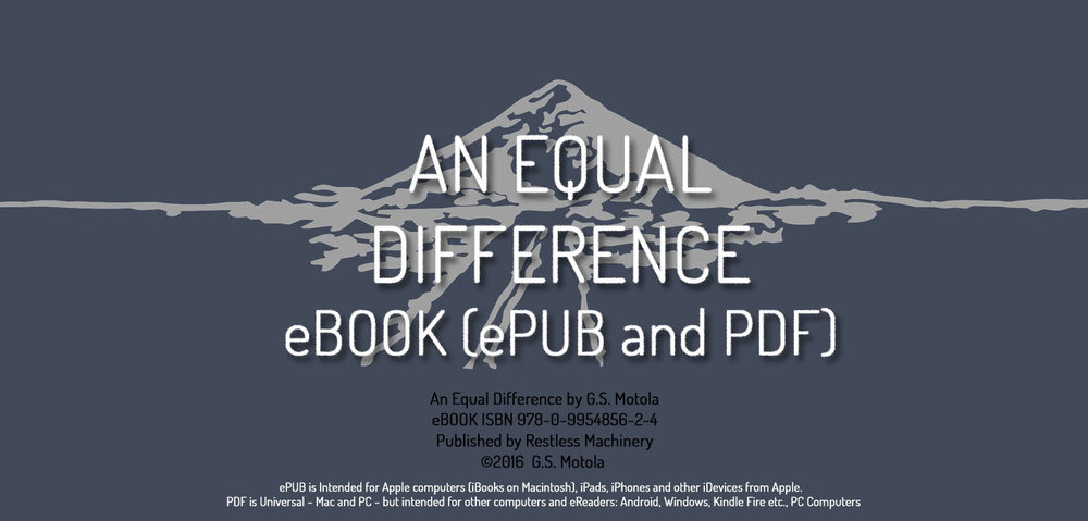 Buy The Ebook An Equal Difference