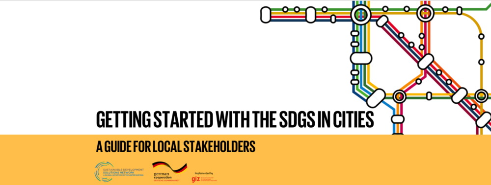Getting started with the SDGs in cities