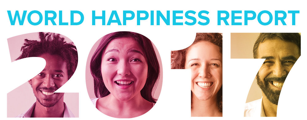 Happiness Report banner