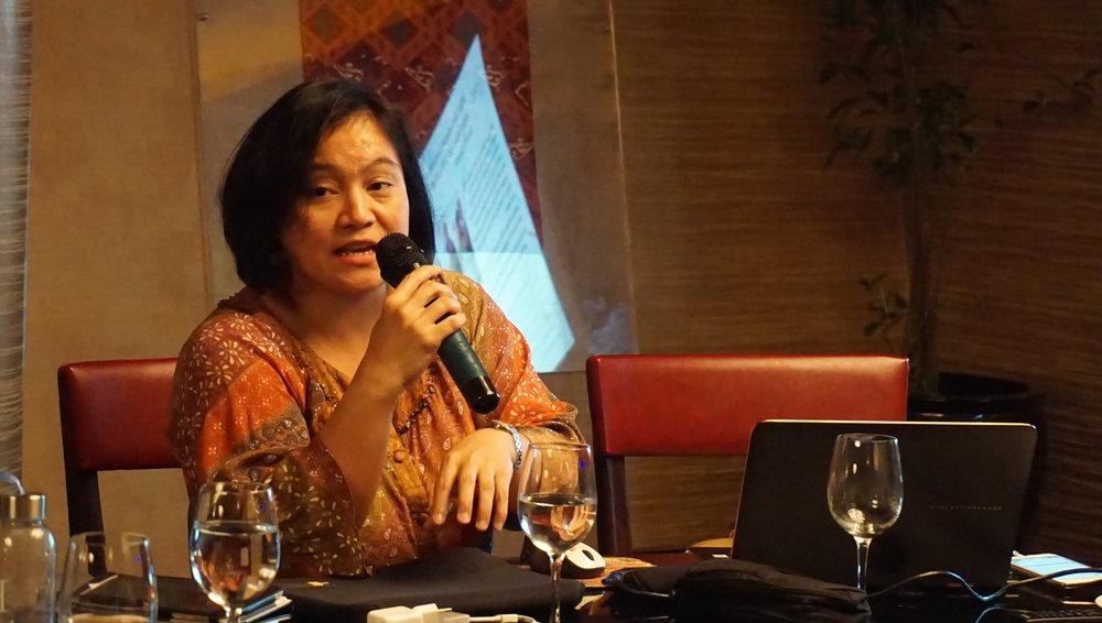 Mrs. Cokorda Istri Dewi