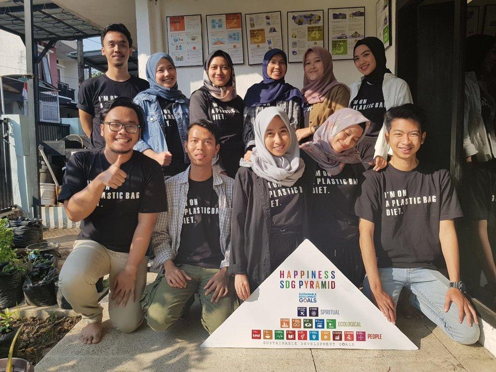 GIDKP Volunteers