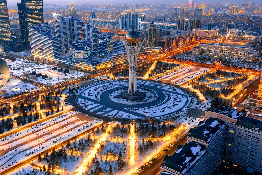 Astana -Kazakhstan