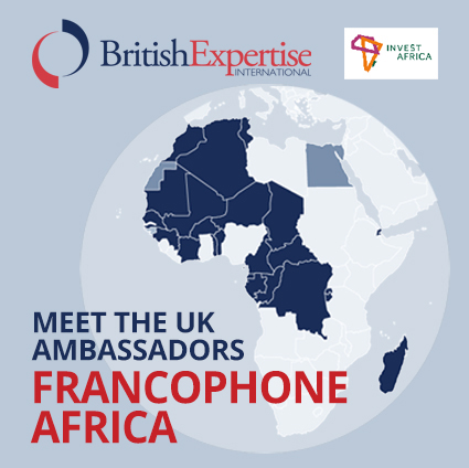 Meet the UK Ambassadors – Francophone Africa