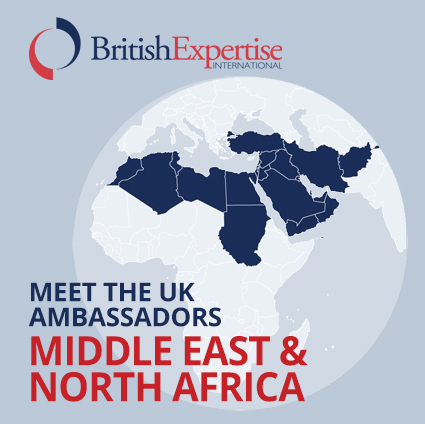 Meet the UK Ambassadors – Middle East & North Africa