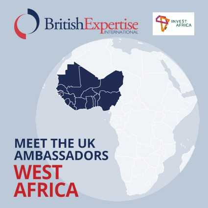 Meet the UK Ambassadors – West Africa