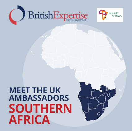 Meet the UK Ambassadors – Southern Africa