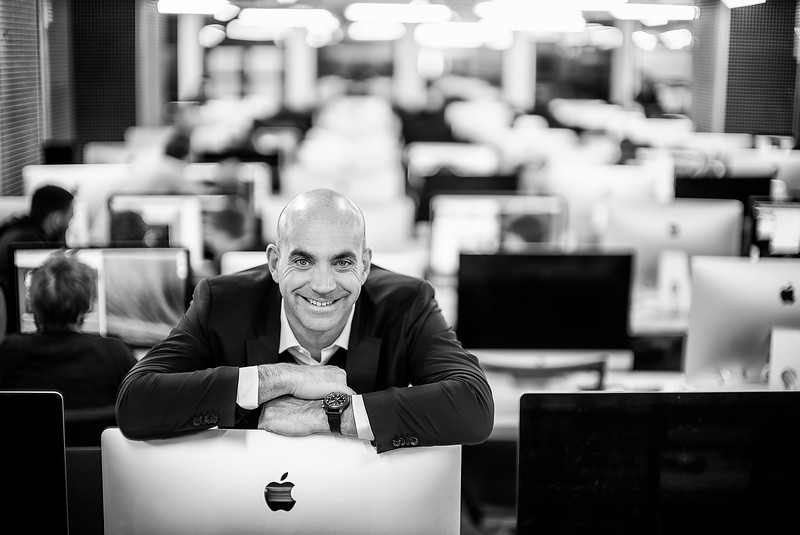 Loic Le Meur, Founder & CEO Leade.rs