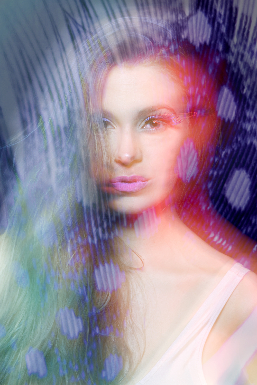 Rachael Sture Photography personal work Toxic beauty fashion