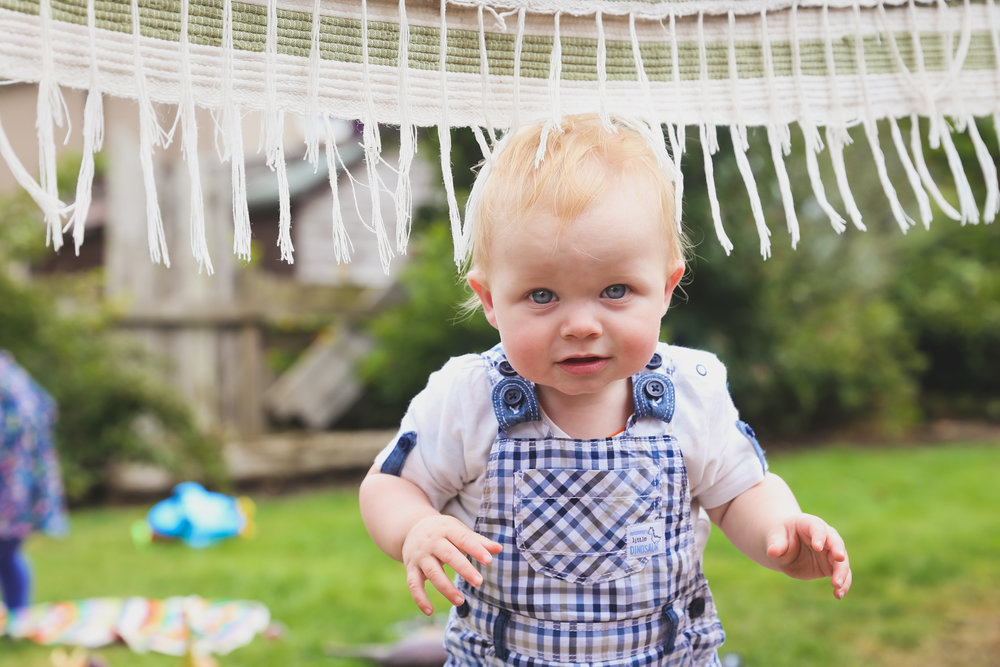 Rachael Sture Photography portrait blog Ruaridh first birthday session event