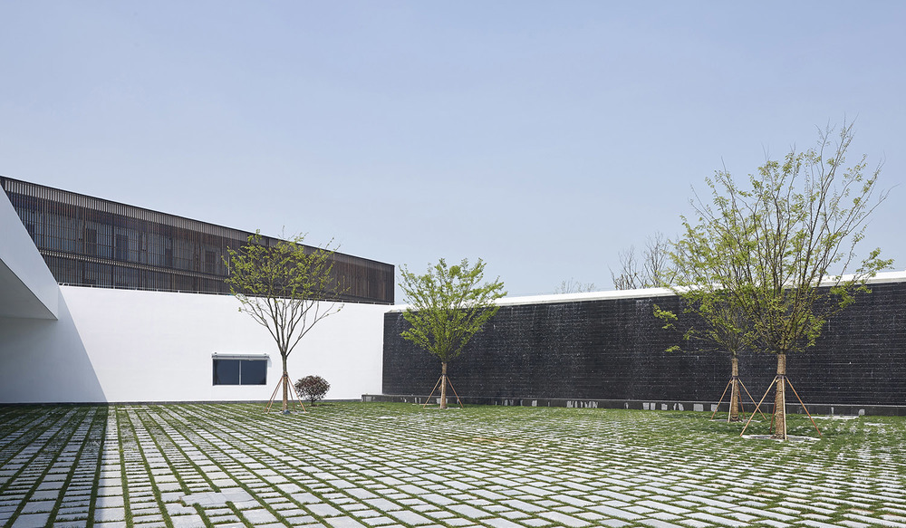 江苏省园博会综合服务中心和酒店, 苏州  Service Center and Hotel for Jiangsu Horticultural Expo, Suzhou  -READ MORE-