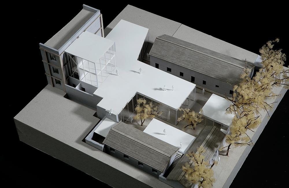 中国建筑中心空间更新  CBC SPACE RENOVATION   -READ MORE-