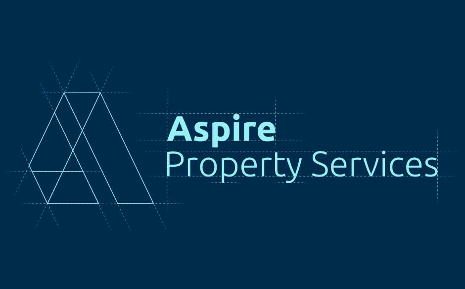 Aspire property services outdo design 01blueprintlogog malvernweather Images