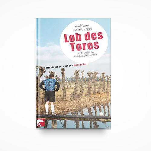 """""""Lob des Tores - 40 Flanken in Fussballphilosophie"""" (berlin Verlag 2006) ist eine Essaysammlung rund um das Thema Fußball und Philosophie INFO"""