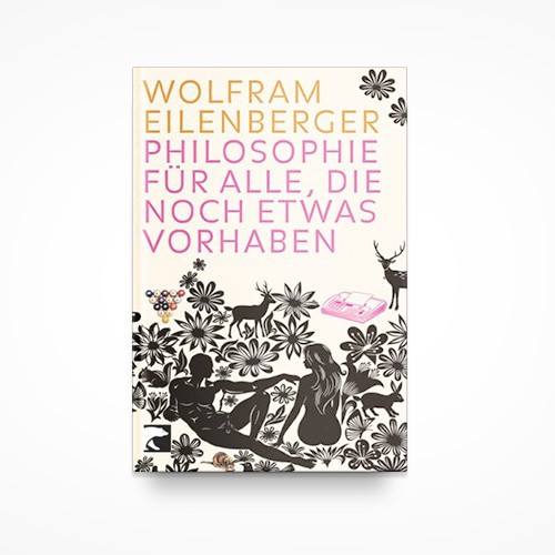 """Philosophie für alle, die noch etwas vorhaben""  (berlin Verlag 2005) is a non-academic introduction to contemporary philosophy, awarded with the 'Mindelheimer Philosophiepreis'   INFO"